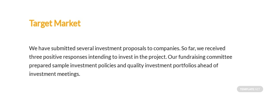 Basic Construction Investment Proposal Template [Free PDF] - Google Docs, Word, Apple Pages