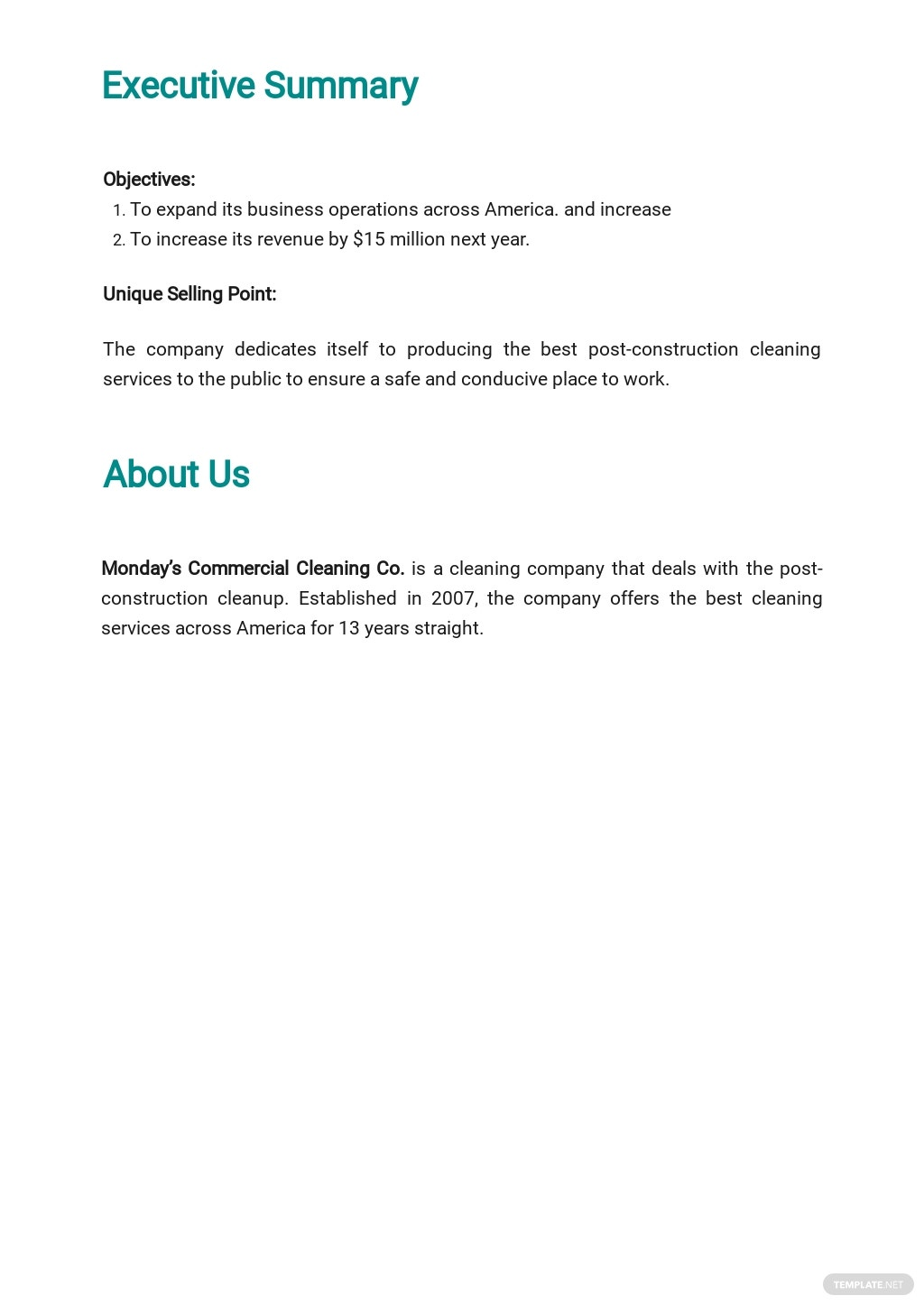 Post Construction Cleaning Business Plan Template 1.jpe