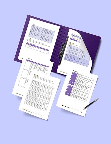 Construction Social Media Marketing Plan Strategy