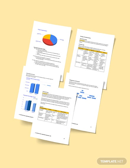 Printable Construction Email Marketing Plan Template