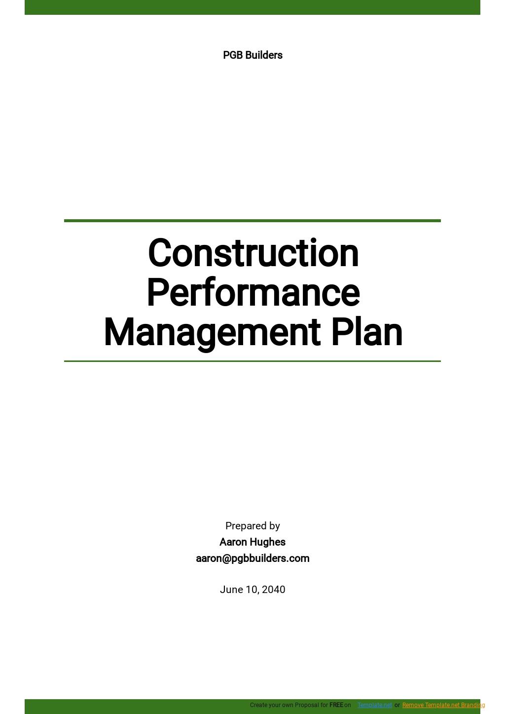 Construction Performance Management Plan Template.jpe