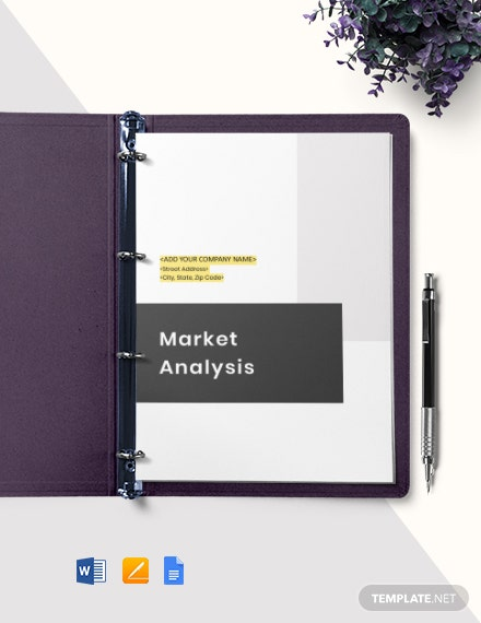 Property Market Analysis Template