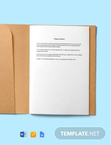 Construction Medical Claim Submission Template