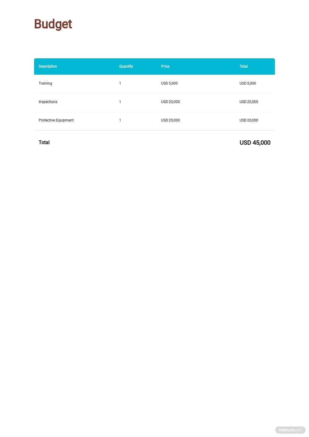 Free Sample Construction Phase Plan Template 4.jpe