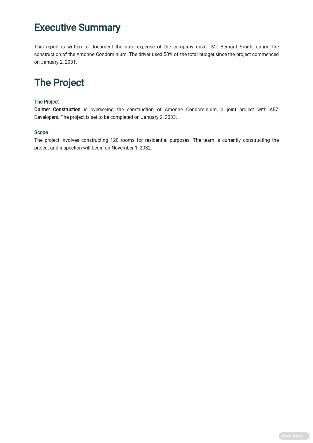 Construction Auto Expense Report Template 1.jpe