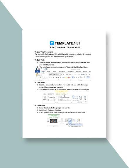 Sample Employee Checklist Template format