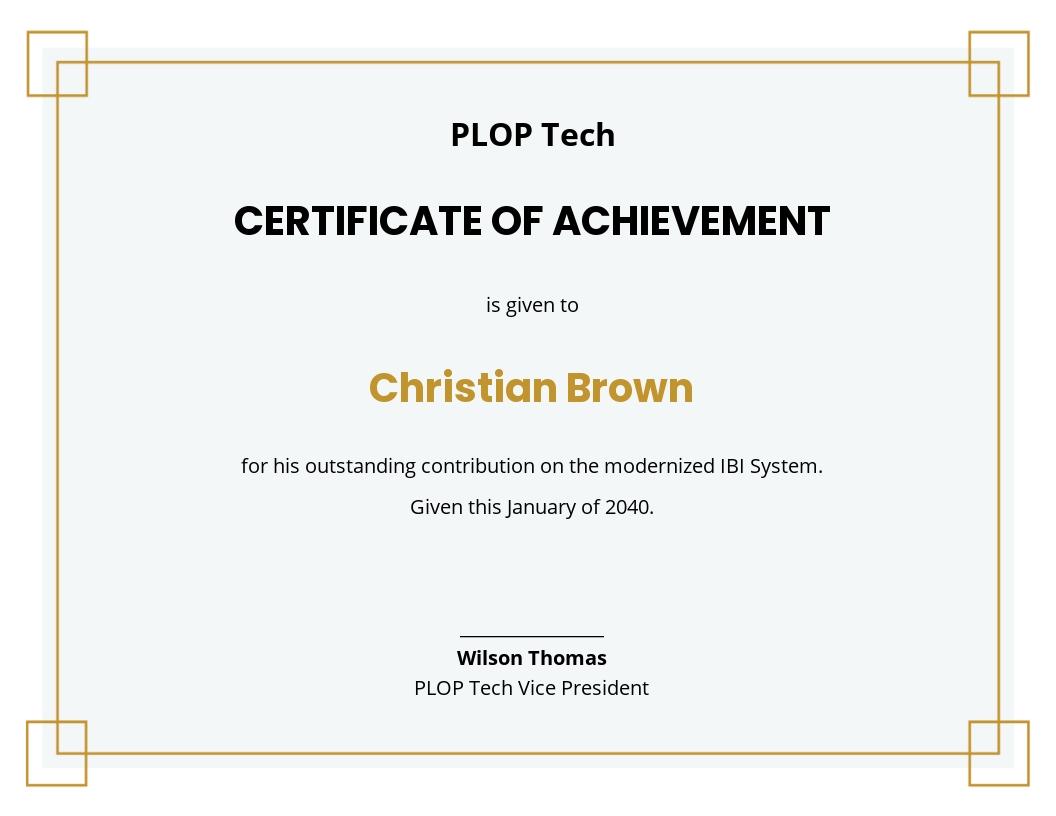 Achievements Certificate Template.jpe