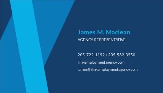 Employment Agency Business Card Template 1.jpe