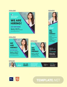 Job Posting Ads Template