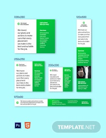 Employment Agency Ads Template