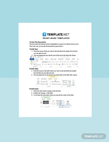 Free Modern Construction Marketing Plan Template fomat
