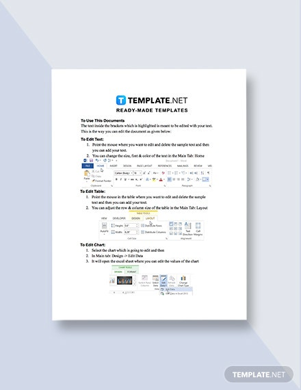 Employee Resignation Survey format