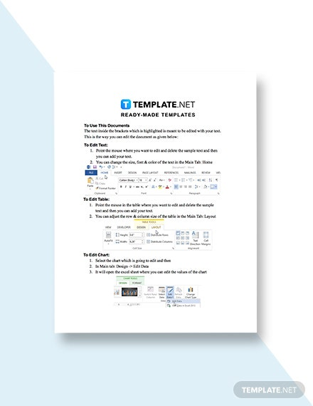 Free training and development policy template format