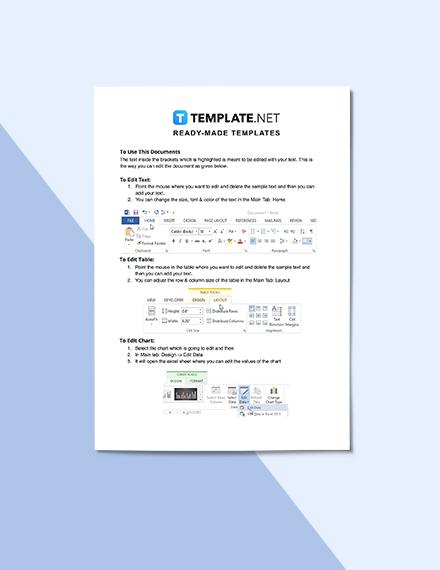 New Employee Training Plan Editable