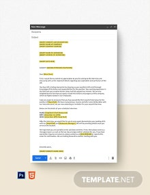 Second Interview Invitation Email Template