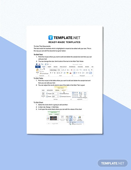 Sample HR Recruitment Process Template  - Google Docs, Word, Apple Pages