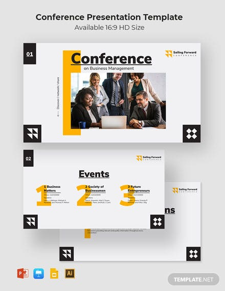 Conference Presentation Template