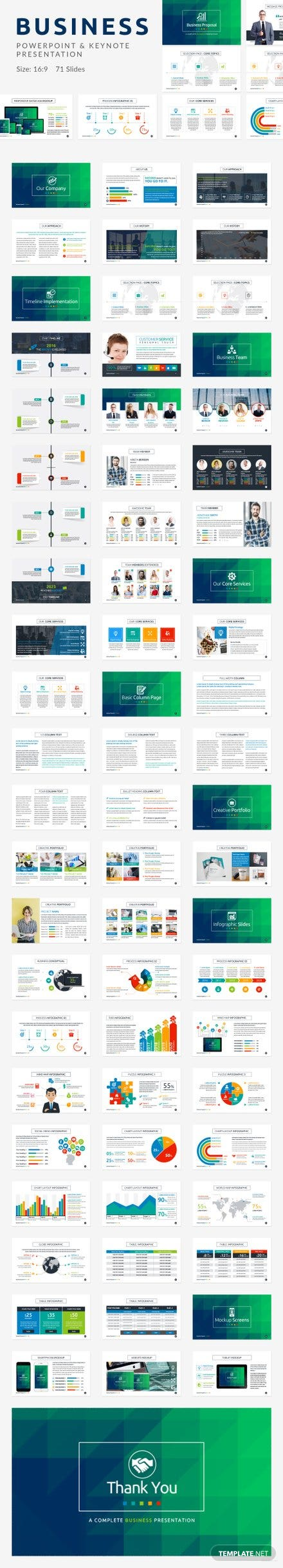 Business proposal presentation template free templates business proposal presentation template wajeb Choice Image