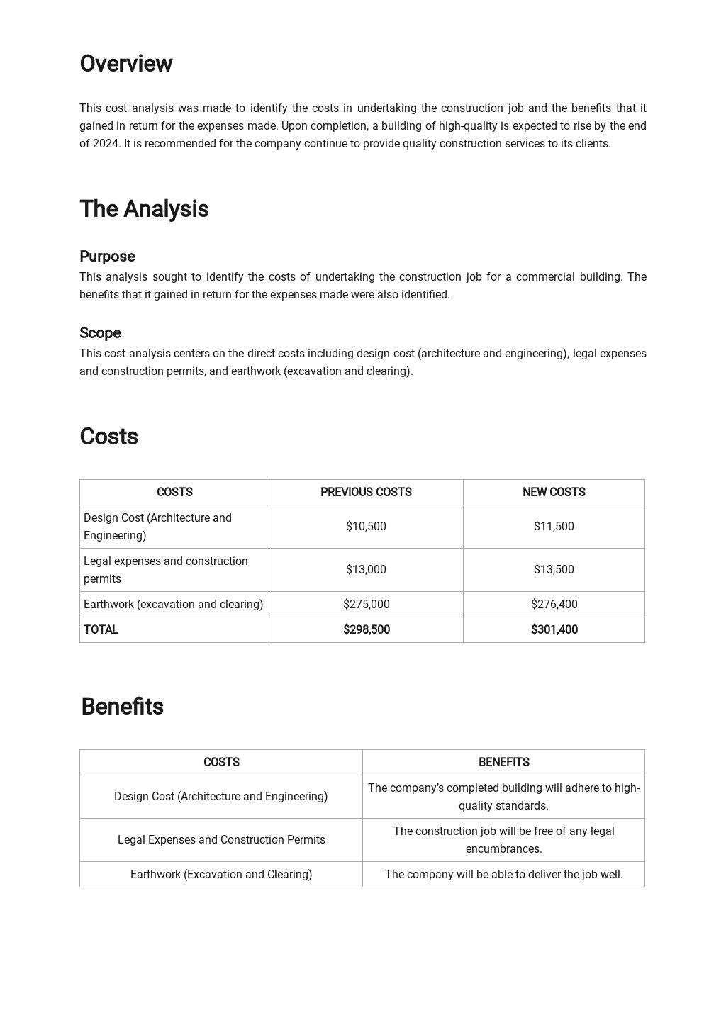 Construction Job Cost Analysis Template 1.jpe