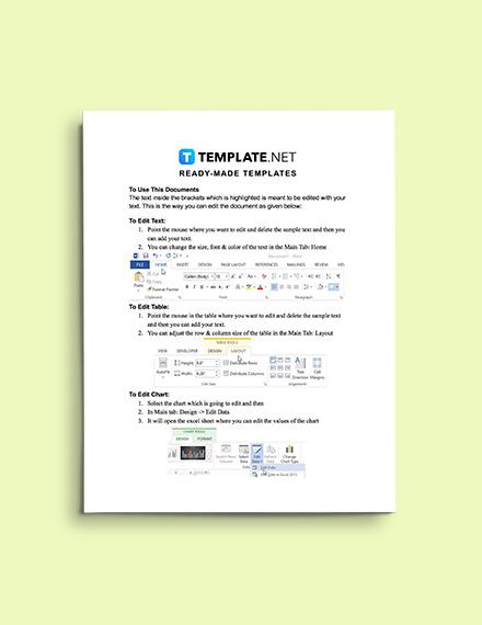 Contractor Incident Report Template Incident Report download
