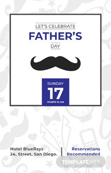 Father's Day Snapchat Geofilter