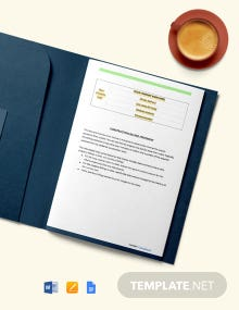 Free Sample Construction Billing Statement Template