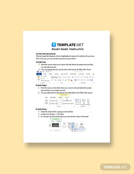 Sample Building Construction Scope of Work Instructions