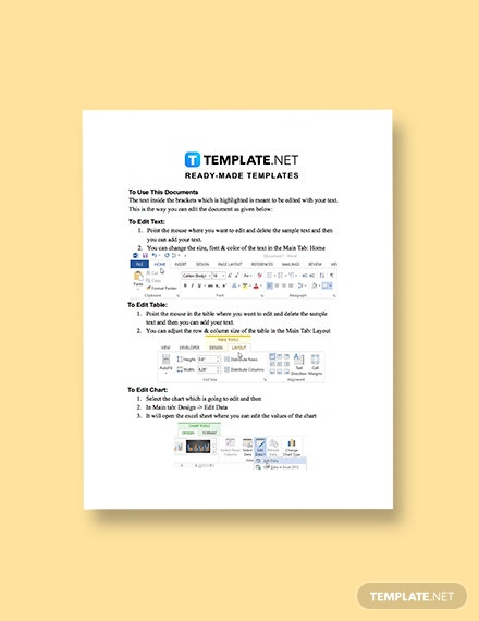 Sample Home Construction Cost Analysis Instructions