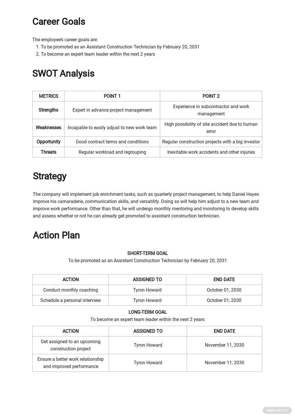 Employee Career Development Plan Template 1.jpe