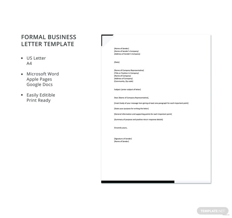 32 formal letter templates pdf doc free premium templates formal business letter template mockup 740x698 wajeb Choice Image