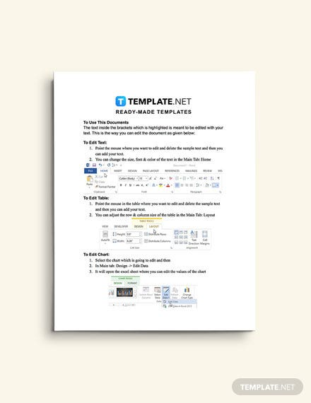 Sample Information Technology Business Plan printable