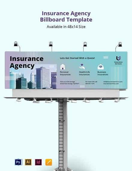 Insurance Agency Presentation Template - PPT | Illustrator ...