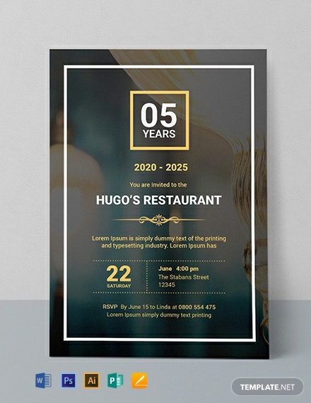 free restaurant opening invitation template 440x570 1