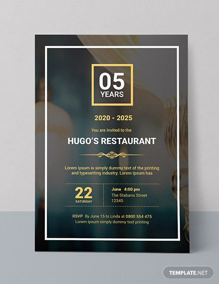 Free Gym Opening Invitation Template Download 519 Invitations In
