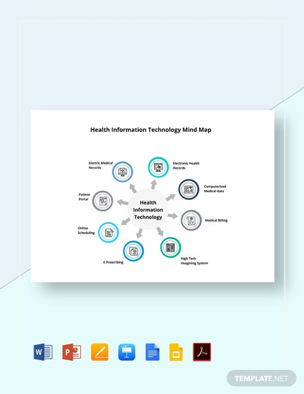Health Information Technology Template