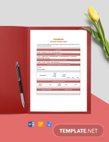 HR Internal Investigation Report Template