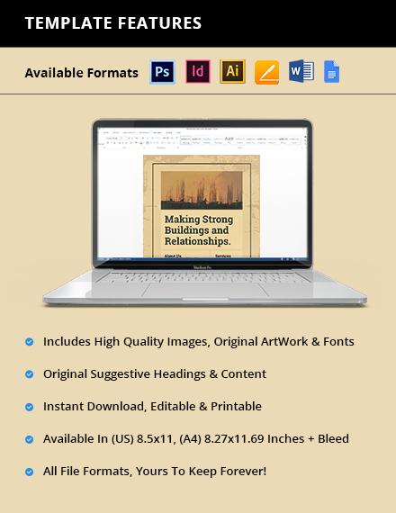 Free Vintage Marketing Flyer Format