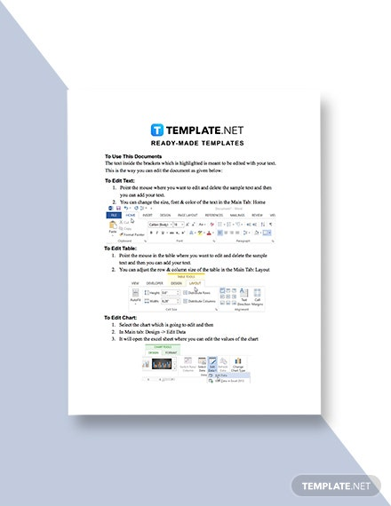 Software Development Statement of Work Template format