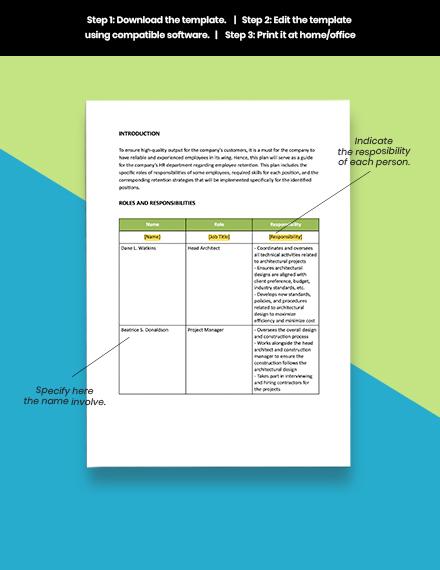 Sample HR Change Management Plan