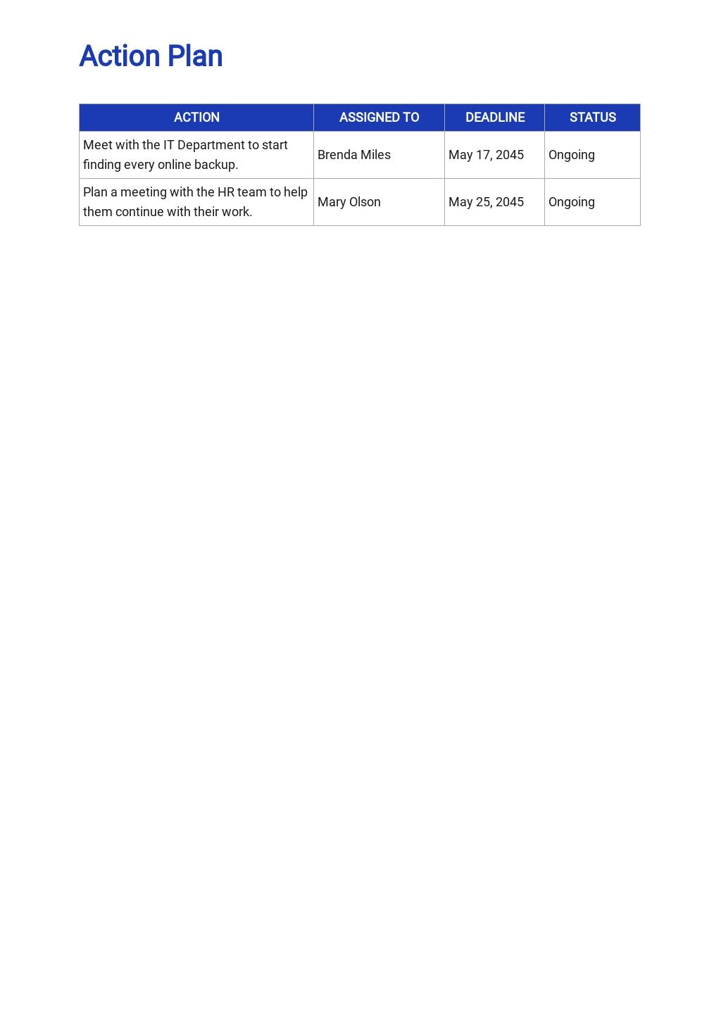 HR Contingency Plan Template 4.jpe