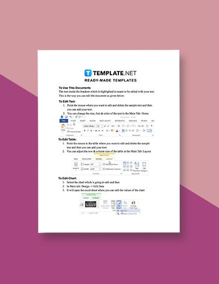 Sample Employee Status Change Report