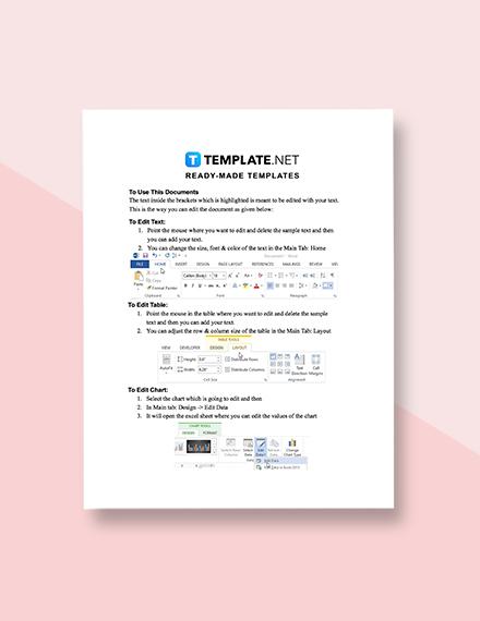 Sample Employee Change History Report