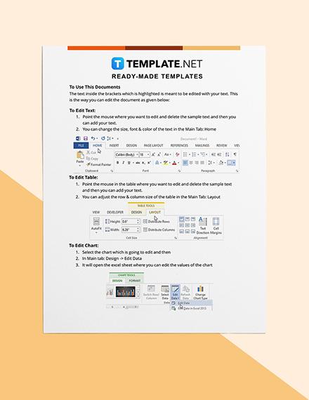 Test Manager Checklist Printable