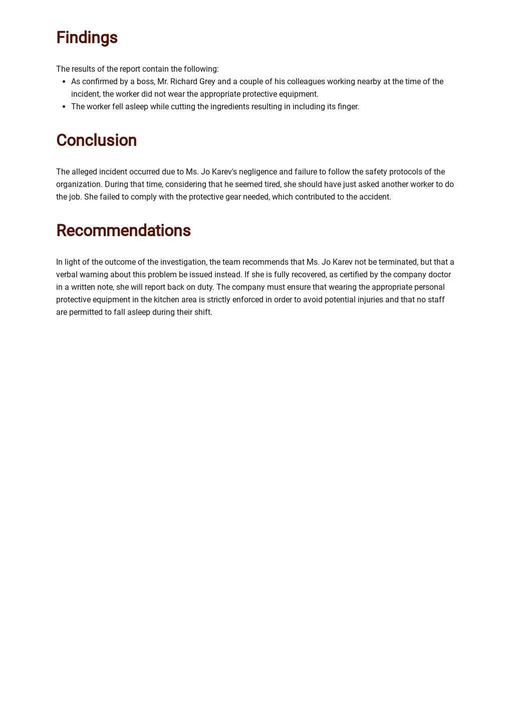 HR Investigation Report Form Template 3.jpe