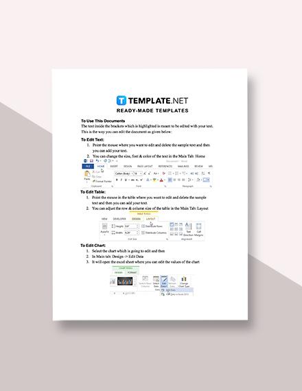 Sample HR Investigation Report Form