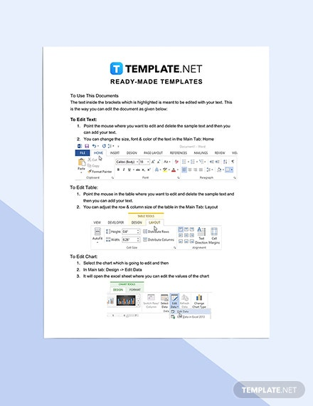 Free Blank Software Purchase Order Sample