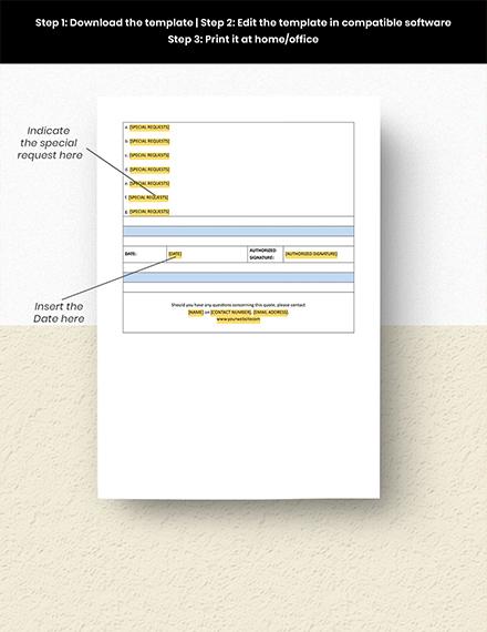 Sap Software Purchase Order Sample