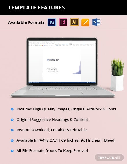 Free Creative IT Envelope Template format