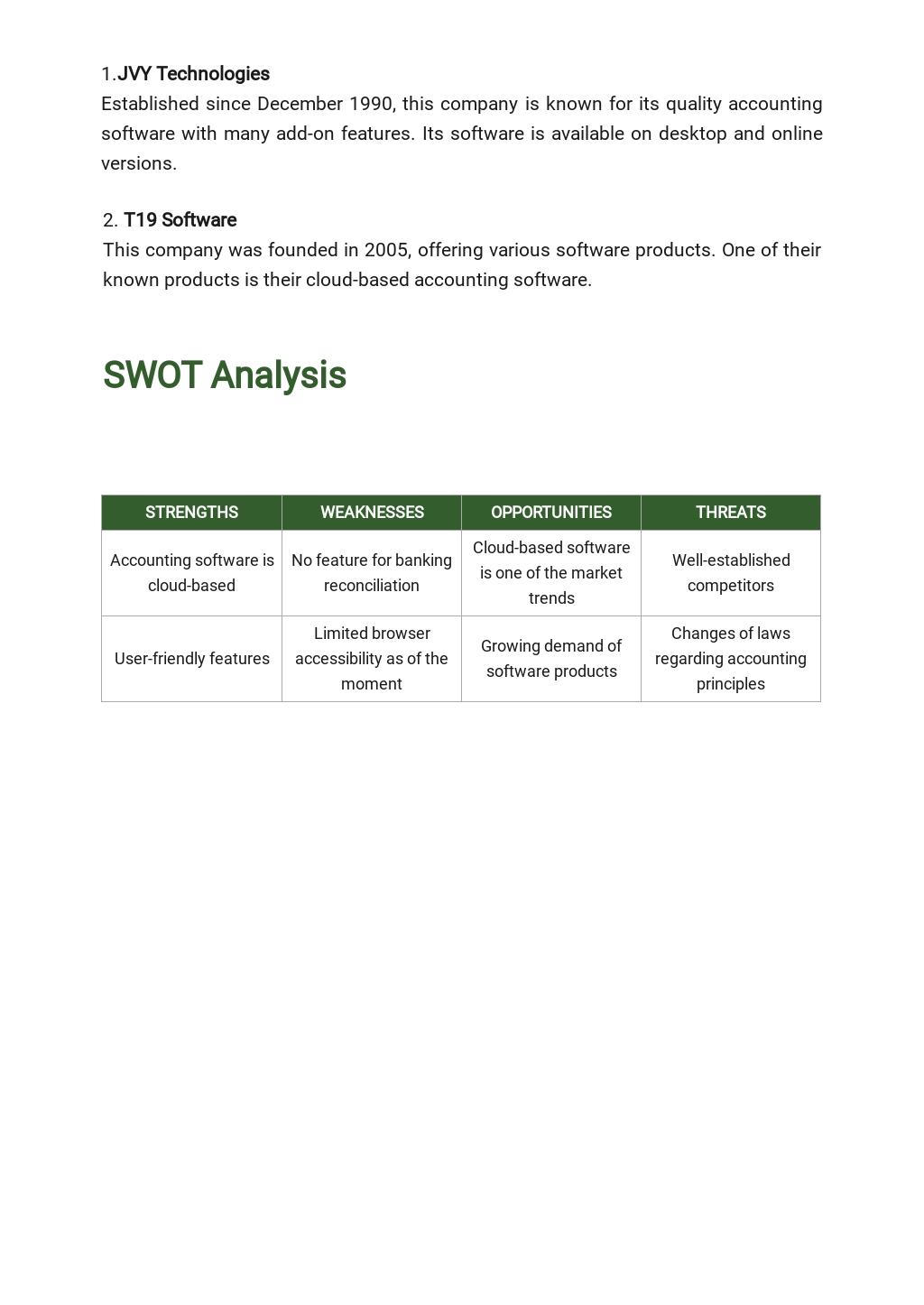 Free Sample Software Business Plan Template 3.jpe