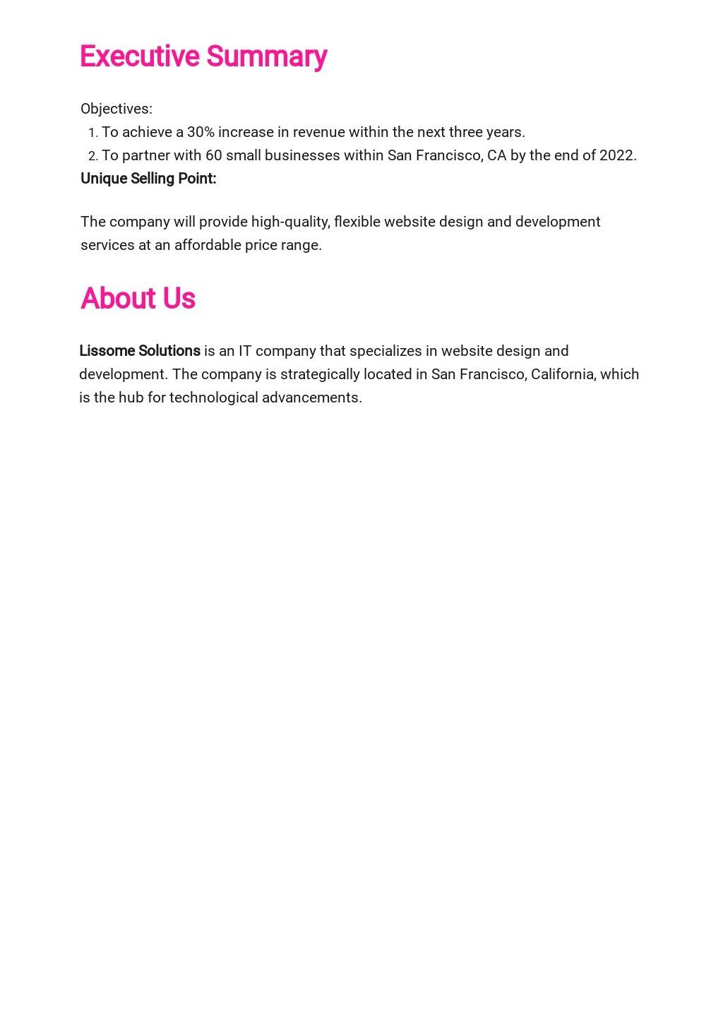 Website Design and Development Business Plan Template 1.jpe